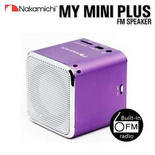 """Nakamichi """"My Mini Plus"""""""
