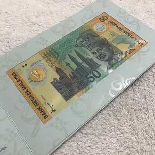 Malaysia KL/98 RM50