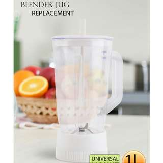 Blender jug replacement