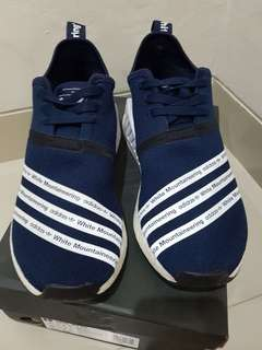FS 2nd Original Adidas White Mountaineering Navy Blue