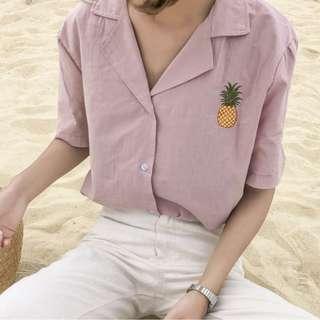 (PO) Bob Oversized Shirt