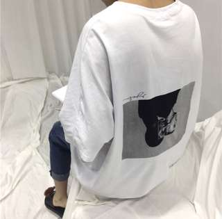 PREORDER! Character Oversized Shirt.