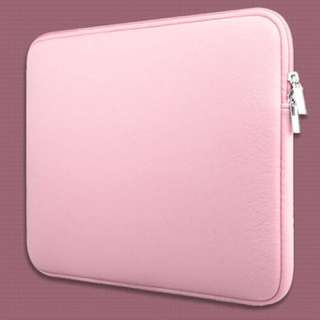 Classic Neoprene Padded MacBook Laptop Computer Casing Zipper Sleeve