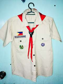 BOY SCOUT POLO