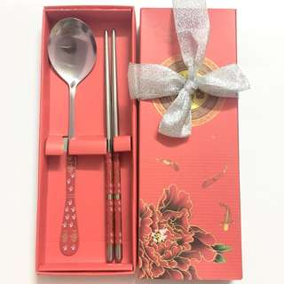 [NEW] Chopsticks & Spoon Set