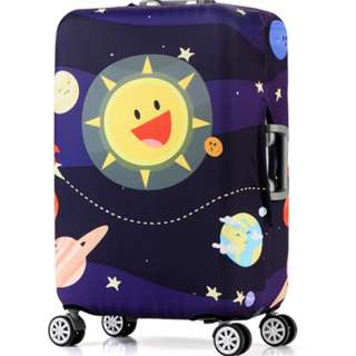 Little sun luggage cover