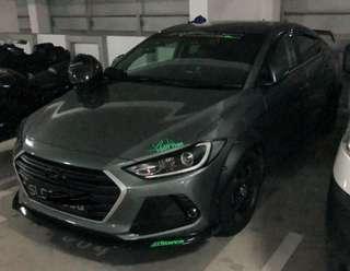 Hyundai Elantra 1.6 Auto S