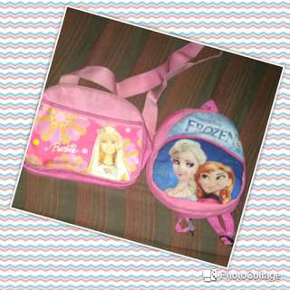 Back to school bag get it for 100