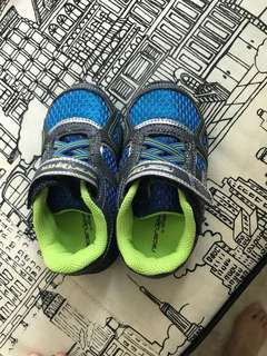 Stride rite light up shoes US size 7W