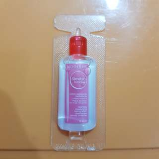 Bioderma toning lotion