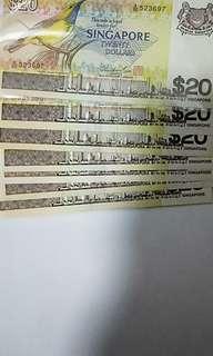 Singapore bird$20