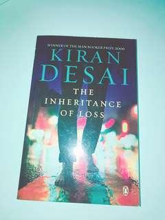 The Inheritance of Loss / Kiran Desai