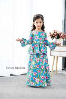 Dress kurung cempaka
