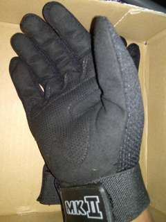 Motorcycle MkII Gloves