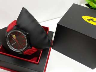 Scuderia Ferrari mens watch