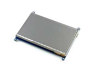 """7"""" HDMI LCD (C) + Bicolor Case"""