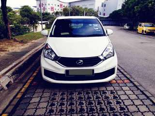 Perodua Myvi G Spec