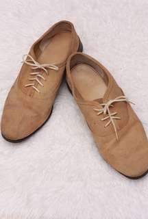 American Apparel oxford shoes