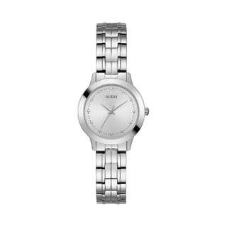 - NFS ATM - AUTHENTIC GUESS Women's Stainless Steel Bracelet Watch