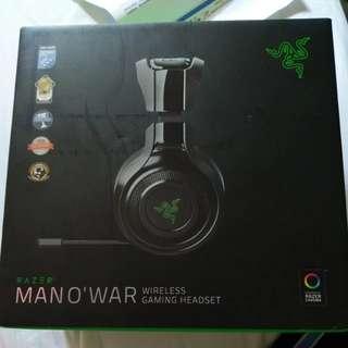 Razer Wireless Man O War (NEW)