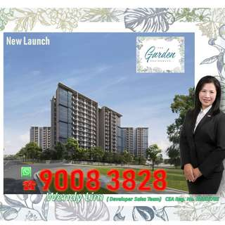The Garden Residences New Launch
