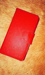 Phone Case Red (idk kung anong brand)