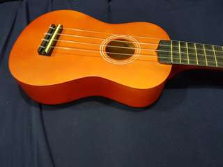 """Clearing my 21"""" Ukulele with pick at $35"""
