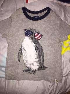 Baby gap tshirt