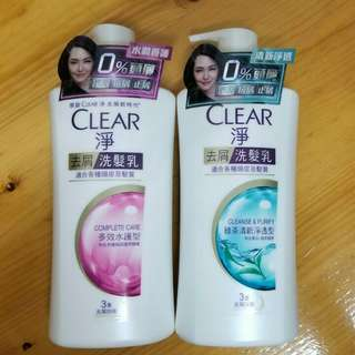 Clear Complete Care / Cleanse & Purify Shampoo 750g