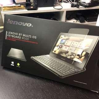 Lenovo BT multi-OS keyboard W500 全新