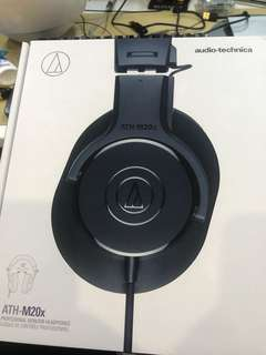 Audio-Technical ATH-M20X