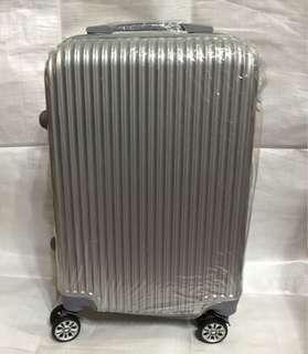 行李箱 20吋、27吋 銀色