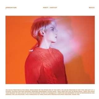 [INSTOCK] Shinee Jonghyun's Poet   Artist album