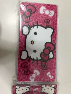 Hello kitty pencil case(2@$15)