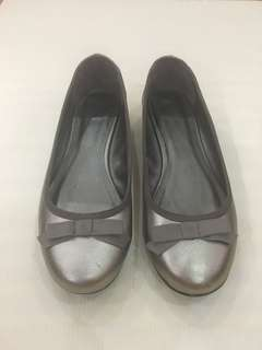 Clarks Wide Fit Flats