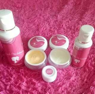 Cream syantik whitening