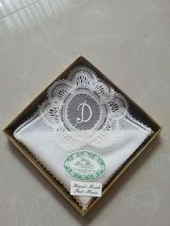 Handkerchief/Lace