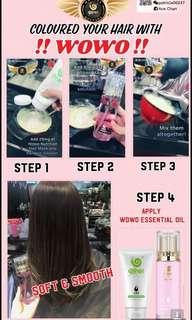 WoWo Hair Care Series