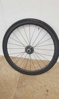 Campagnolo carbon wheel set