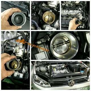 Throttle Body Spacer Volkswagen MK7 1.4 TSI