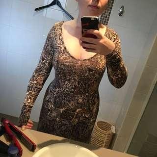 Somedays Lovin Stretch Full Length Dress