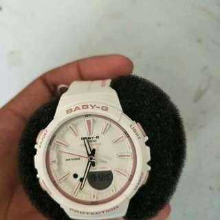 BABY G WATCH💯😍 Black & White⌚