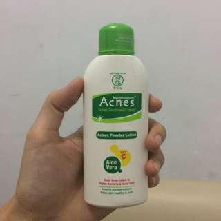 FS Acnes Powder Lotion
