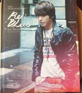 Re:BLUE 限量版 CNBLUE (容和ver)