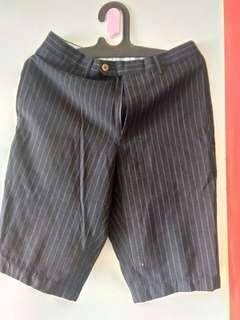 Celana bahan semi resmi import