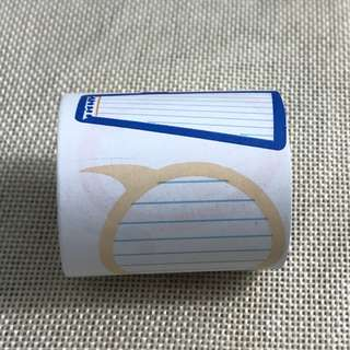 Refill Sticky Notes Roll
