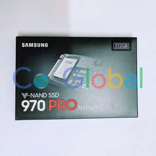 <Holiday SALE> Samsung 970 PRO 512GB - NVMe PCIe M.2 2280 SSD (MZ-V7P512BW)