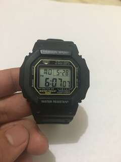 C shock watch