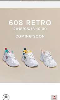 🚚 New balance 608 RETRO
