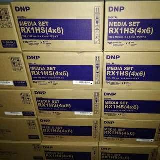 DS RX1 Photo Paper